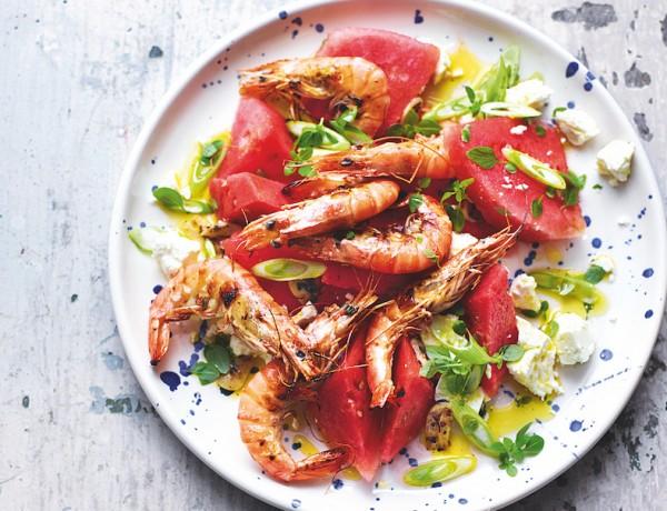 Prawn-Watermelon-Salad