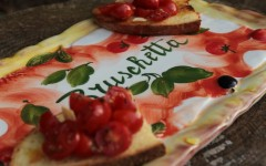 TOMATOES AND OREGANO BRUSCHETTA-ph. g. giustolisi