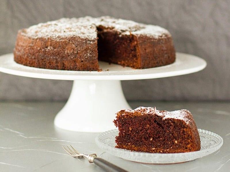 Flourless Chocolate Hazelnut Cake – Honest Cooking