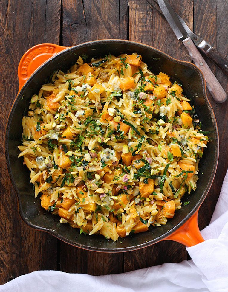 orzo-and-butternut-squash-skillet-1-110414