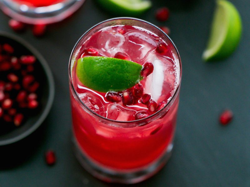 Loaded with antioxidants it makes a great drink for a fall or winter ...