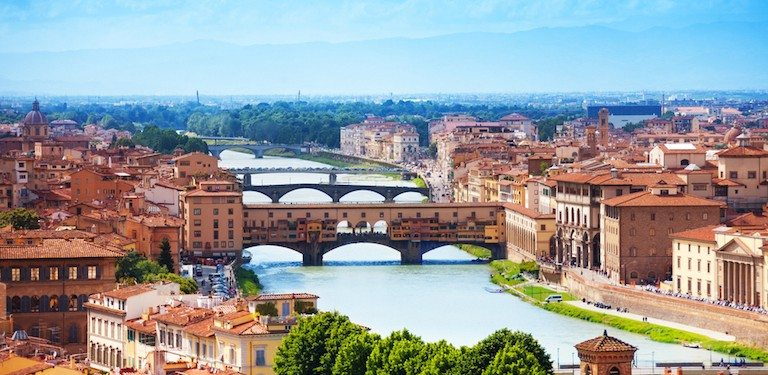 Florence: Where Beauty and Flavor Meet