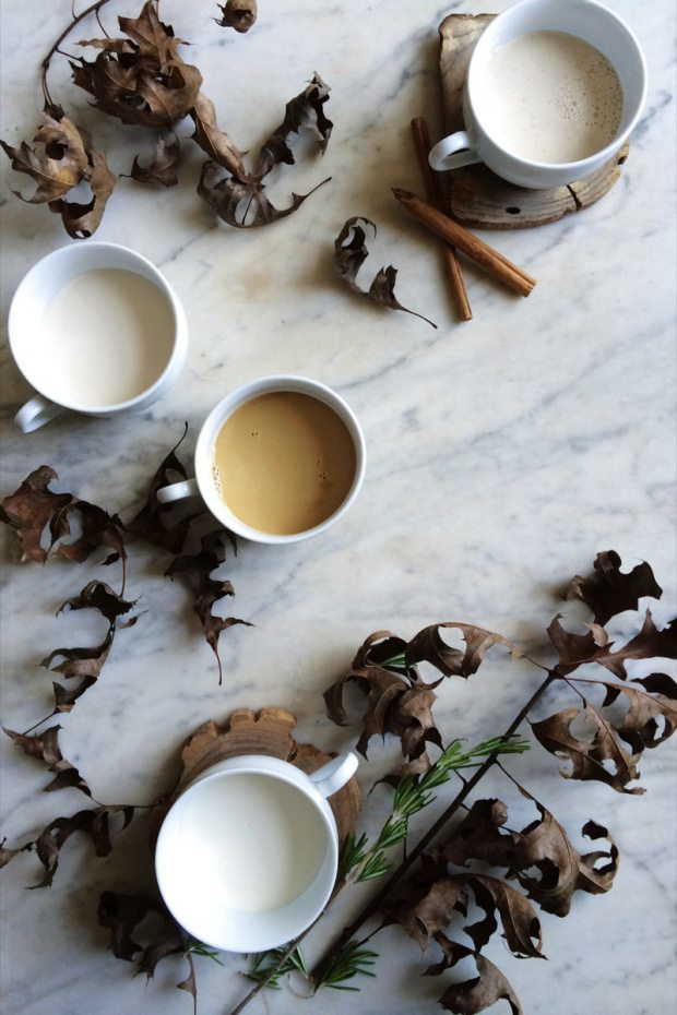 Make Your Own Coffee Creamers for Fall