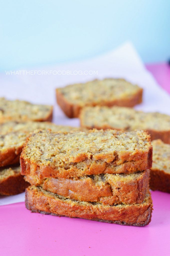This recipe for Gluten Free Pumpkin Banana Bread appeared first on ...