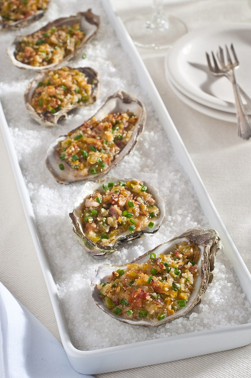 Simplified+Oysters+Rockefeller+recipe+for+two