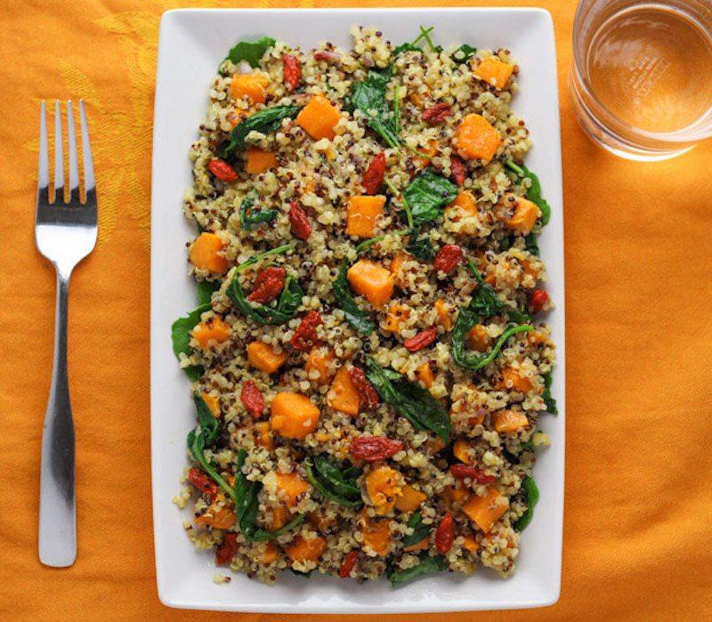 Warm-Sweet-Potato-Quinoa-Kale-Salad-4