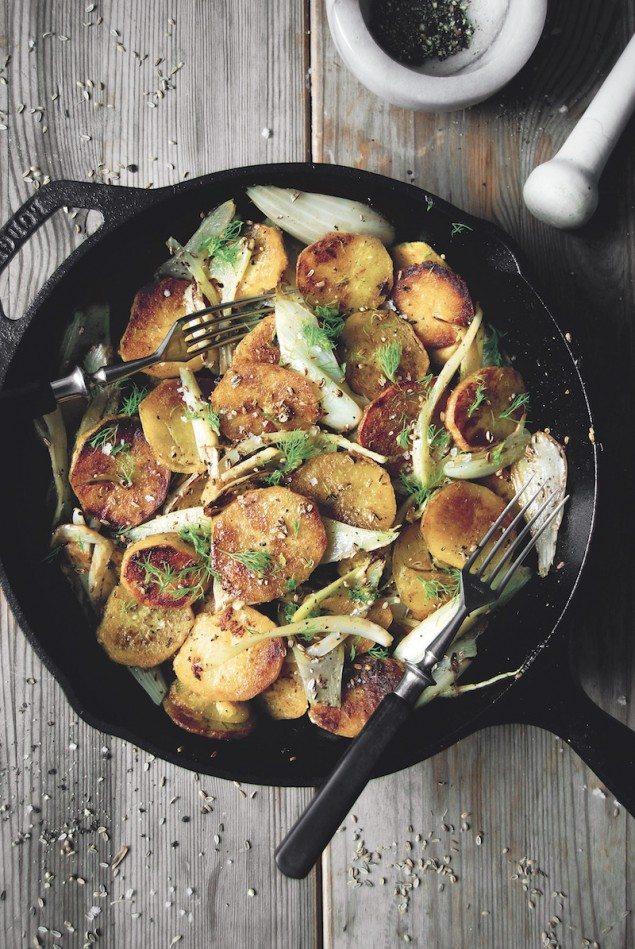 A Mediterranean Inspired Thanksgiving Menu