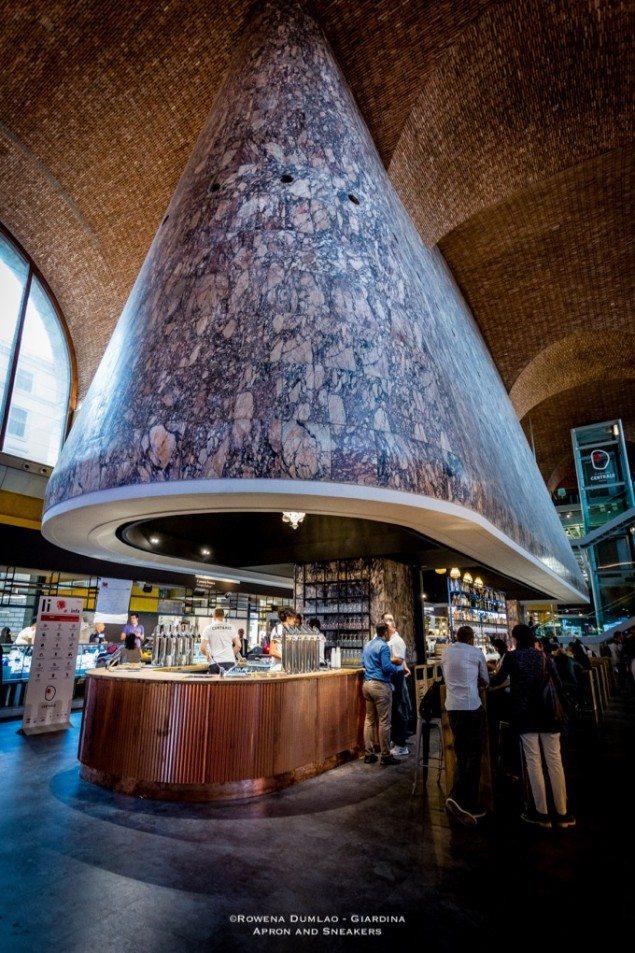Rome's Mercato Centrale Roma Opens Its Doors