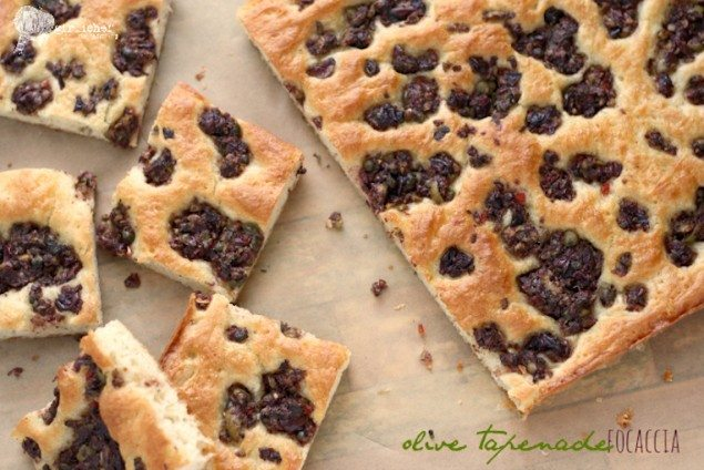 how to make olive tapenade without capers