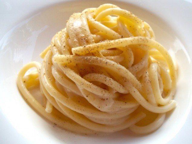 Classic Cacio e Pepe Pasta – Honest Cooking