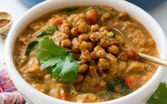 Spicy-Red-Lentil-Veggie-Stew-with-Chickpea-Croutons-5