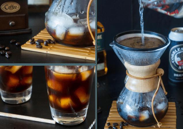 Dublin-Style Iced Coffee