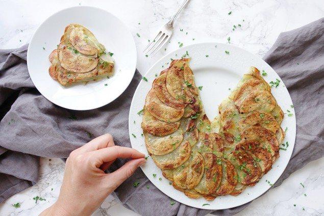 Truffle Potato Galette