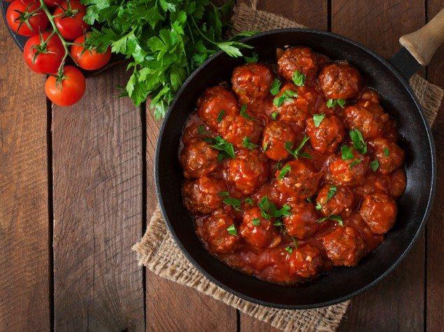 Make Italian Style Meatballs with Buca Di Beppo