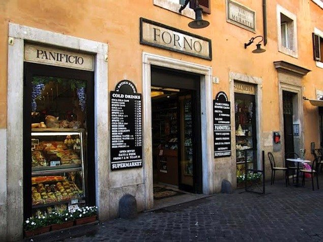 Rome: a Slice of the Dolce Vita