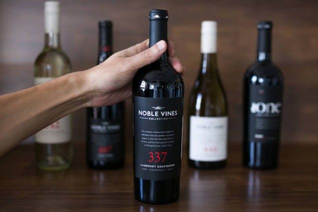 A Taste if Noble Vines