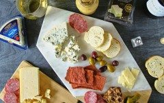 Blue-Cheese-Salami-Appetizer-cheese-platter