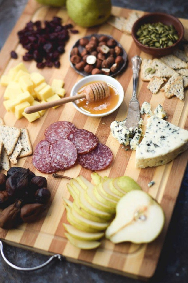 Inspiration for Your Winter Cheese Boards