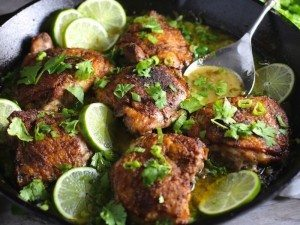Cilantro-Lime-Chicken