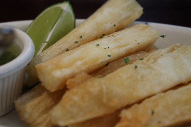 Yuca Fries Taste of New Haven