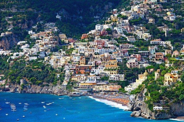 A Foodies Paradise in Italy: Amalfi Coast and Capri