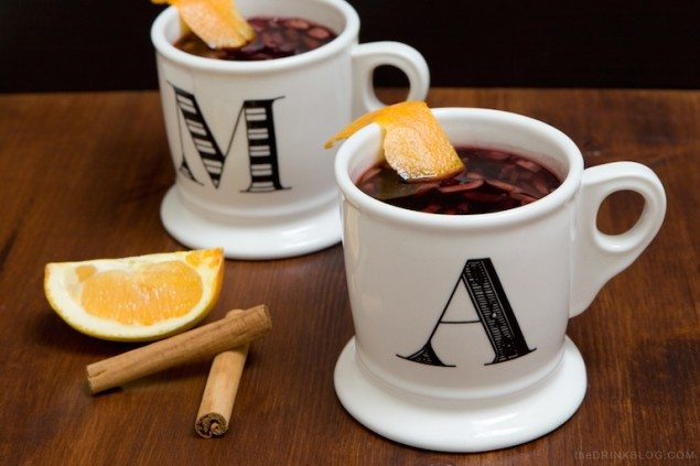 Warm Winter Drink: Glogg