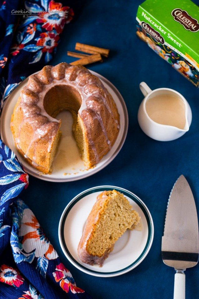 Holiday Tea Bundt Cake