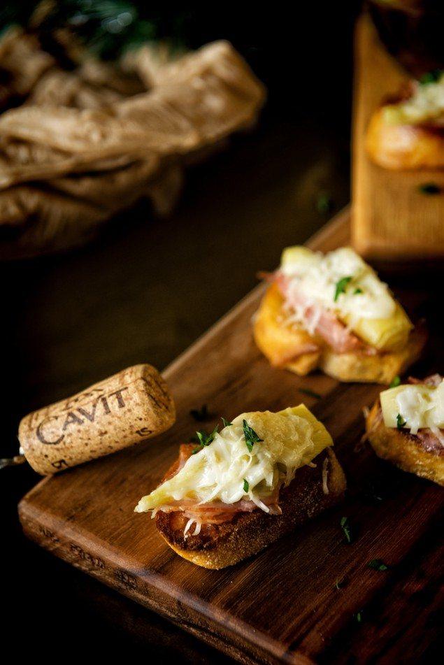 Parmesan Artichoke Bites