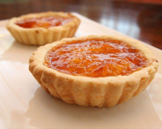 Crostata with Sicilian Orange Marmalade
