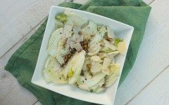 FENNEL SALAD WITH SICILIAN PISTACHIO AND SESAME -ph. g. giustolisi- the vegetarian italian kitchen