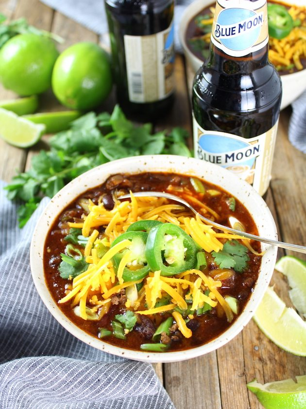 Stout Beer Chili – Honest Cooking