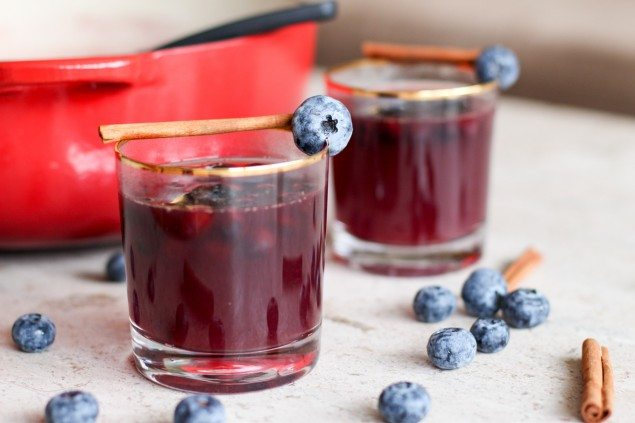 Blueberry Cider Brandy