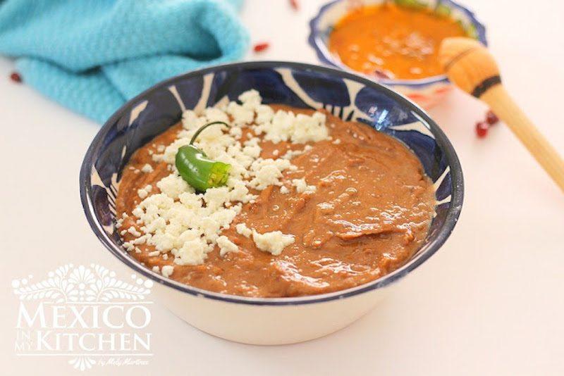 pinto beans with chorizo 5A