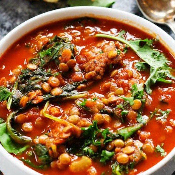 sausage-kale-lentil-soup-14-600x900