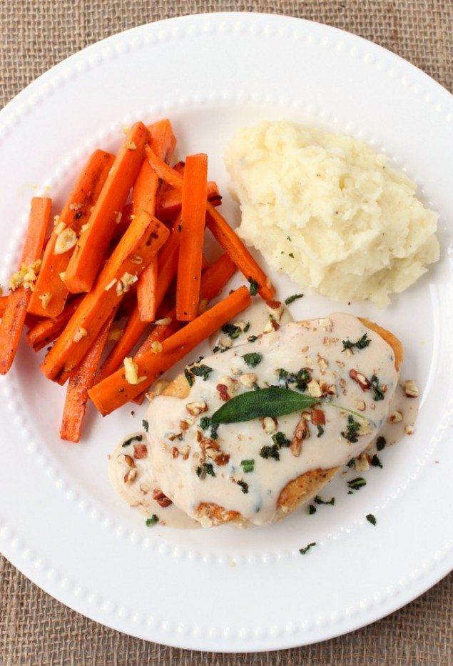 seared-chicken-sage-gravy-top-photo-698x1024