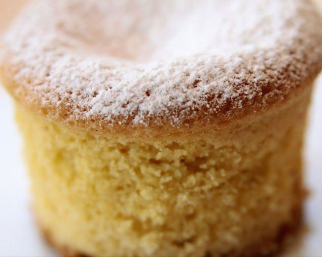 Gluten-Free Paradiso Cakes
