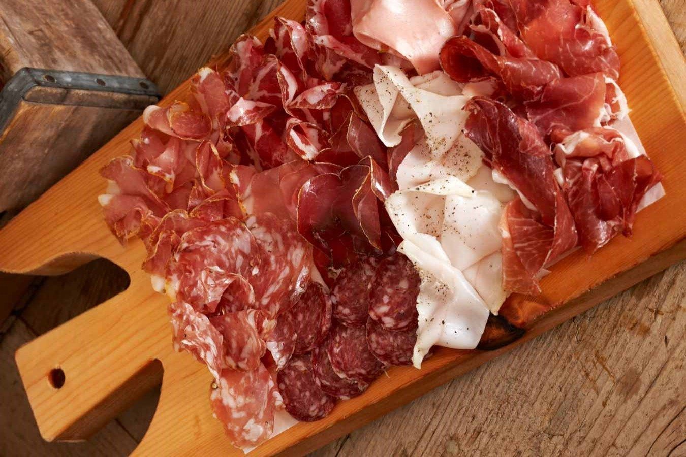 48 Moth House Curef Prosciutto Hand sliced