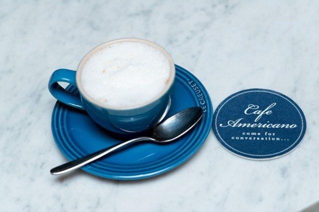 Cafe Americano Cappuccino