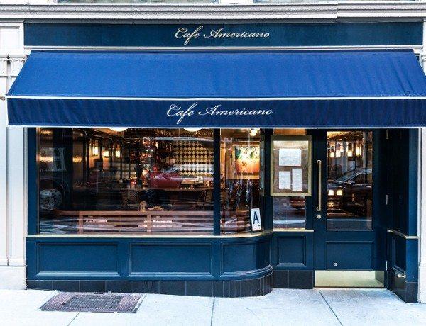 Cafe Americano Exterior