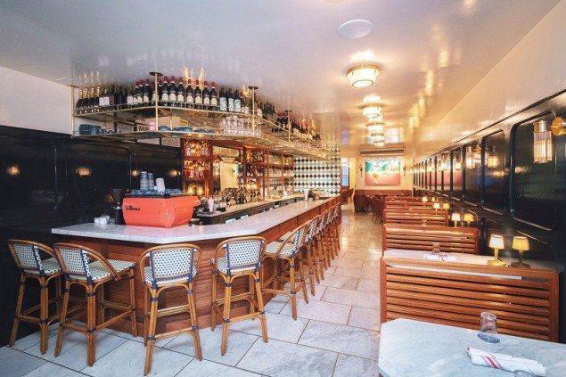 Cafe Americano Interior 1