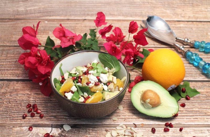 Pomegranate-Orange-Salad-3