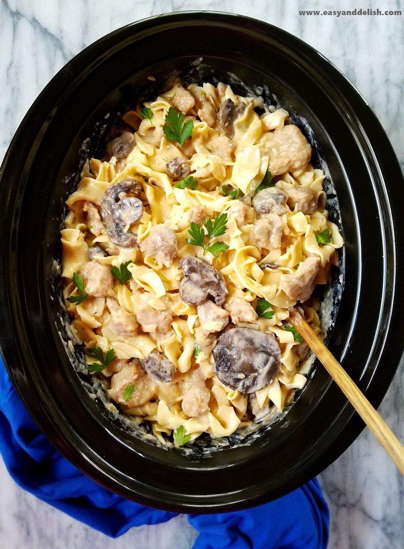 Slow-Cooker-Lean-Pork-Stroganoff-Easy-and-Delish.Com_