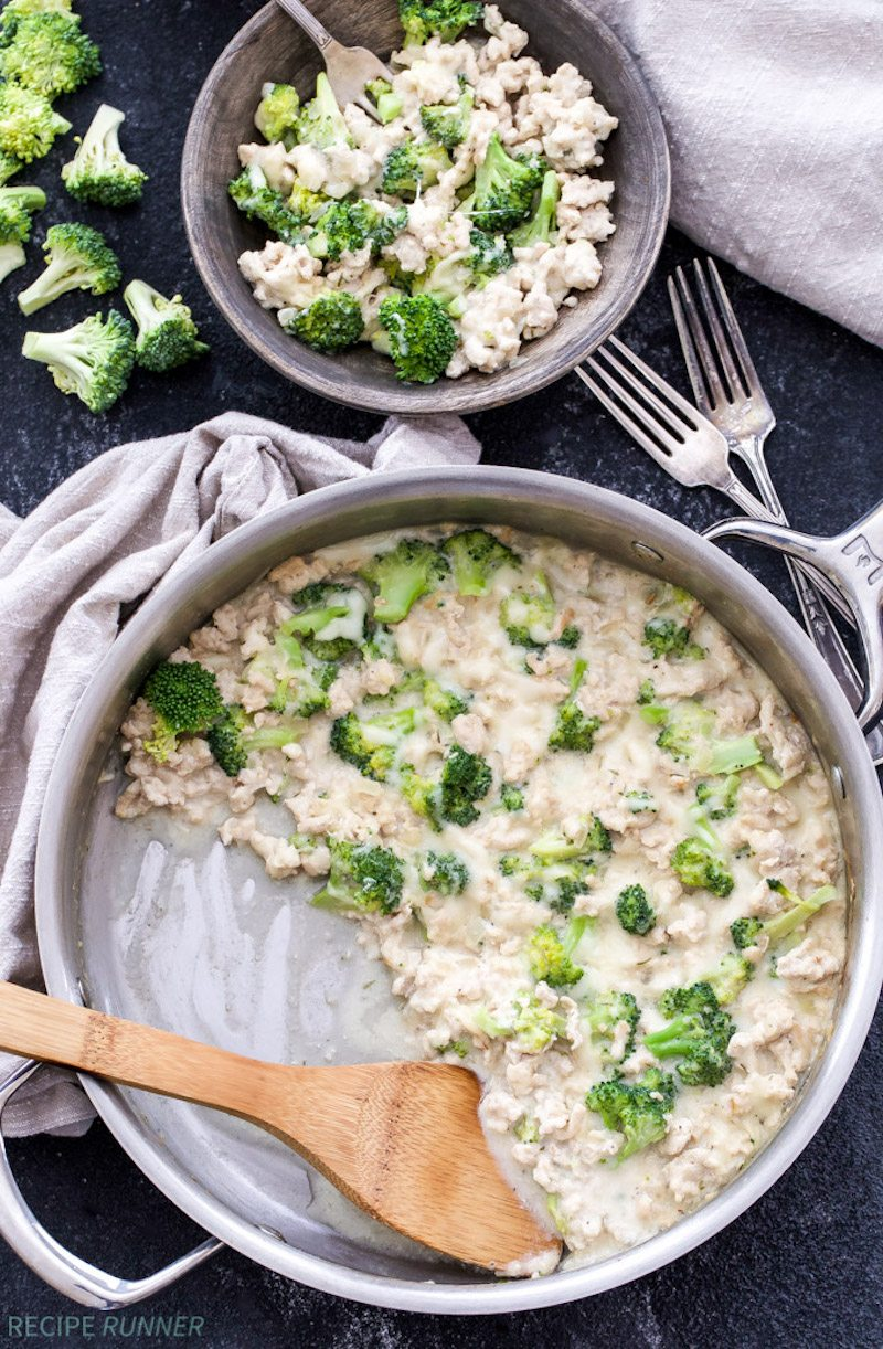 Turkey-Broccoli-and-Swiss-Skillet-Dinner-3