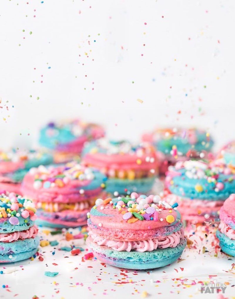Unicorn-Macarons-SouthernFATTY--e1483944354822
