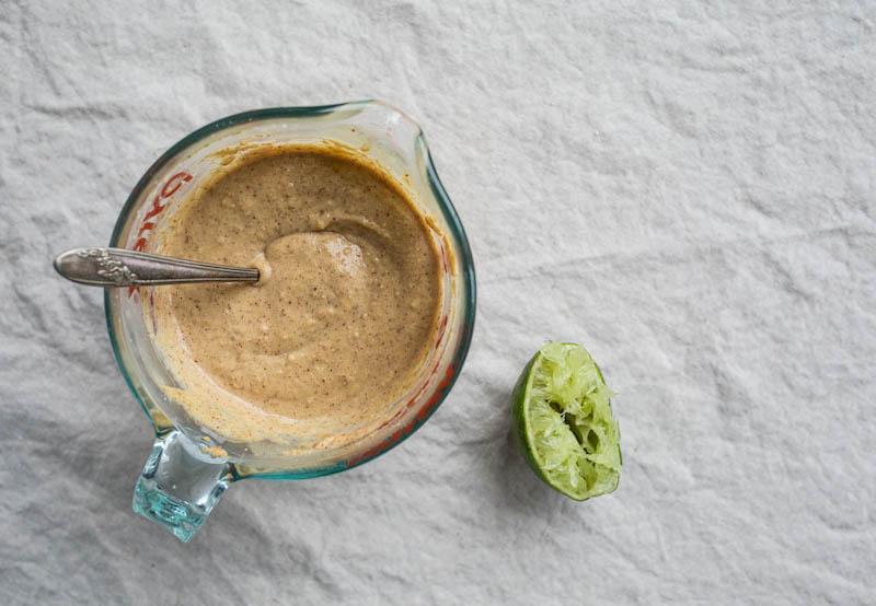 almond-sauce