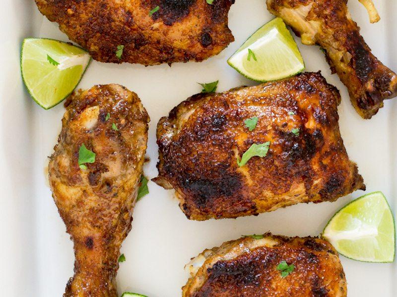 Baked Jerk Chicken – Honest Cooking