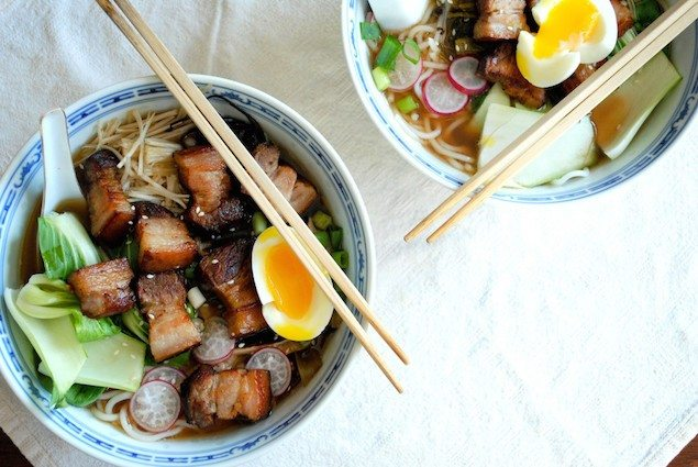 6 Hearty Noodle Bowls