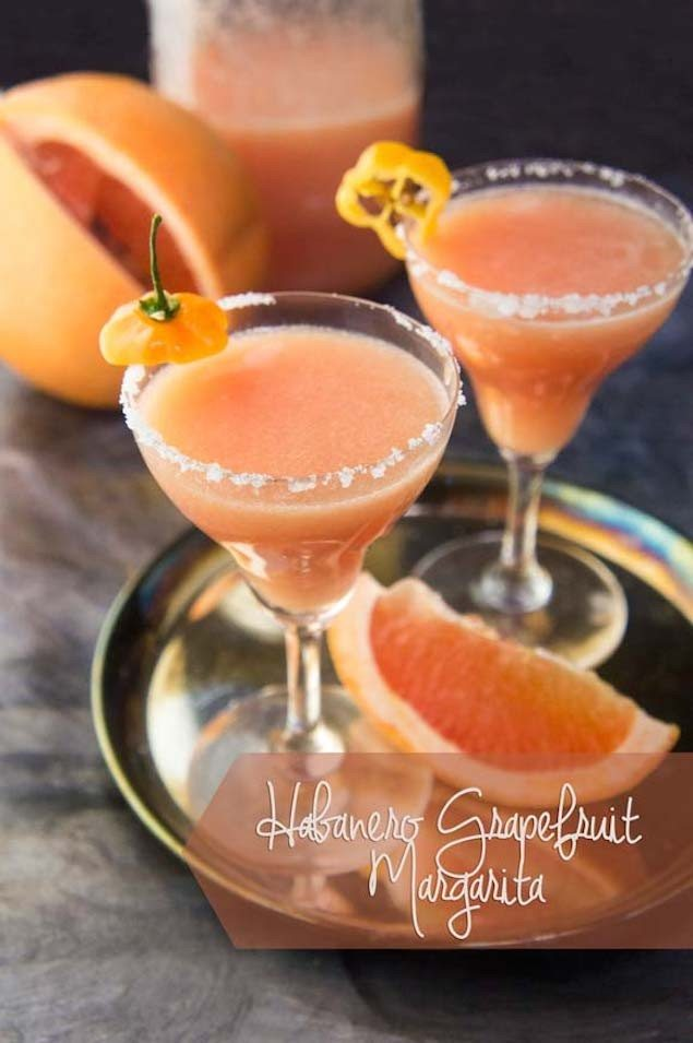 Ten Ways to Honor Grapefruit Month