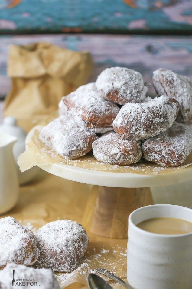 Classic New Orleans-Style Beignets
