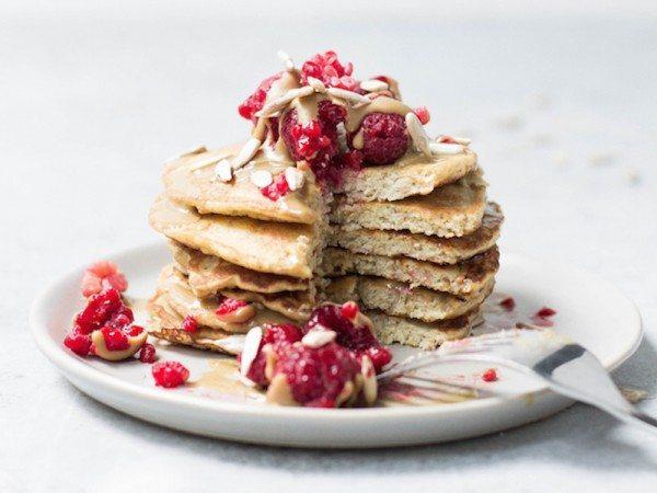 Perfect+Paleo+Pancakes+(fluffy,+gluten-free,+grain-free,+sugar-free)+via+Food+by+Mars-2